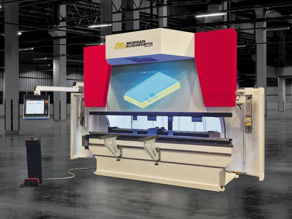 mVision Press Brake Launch
