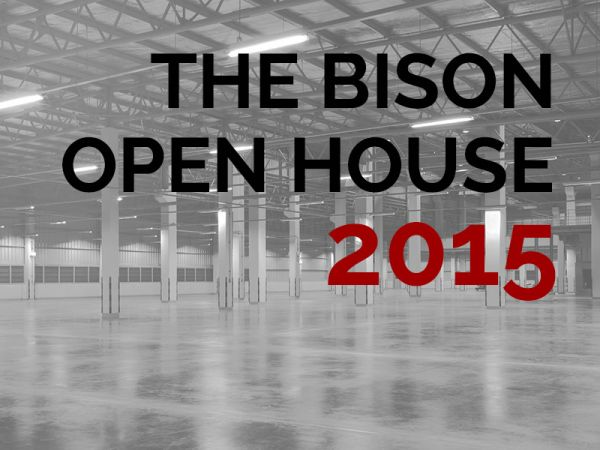 Bison Open House - July 2015