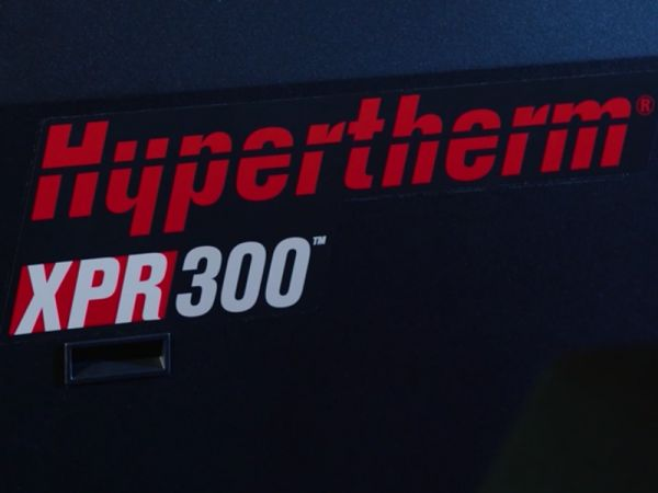Hypertherm Launch New XPR300 Plasma