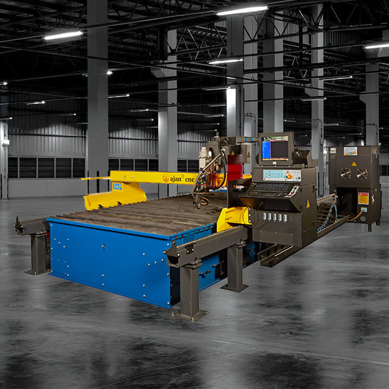 Ajan High Definition Plasma Cutting Machines