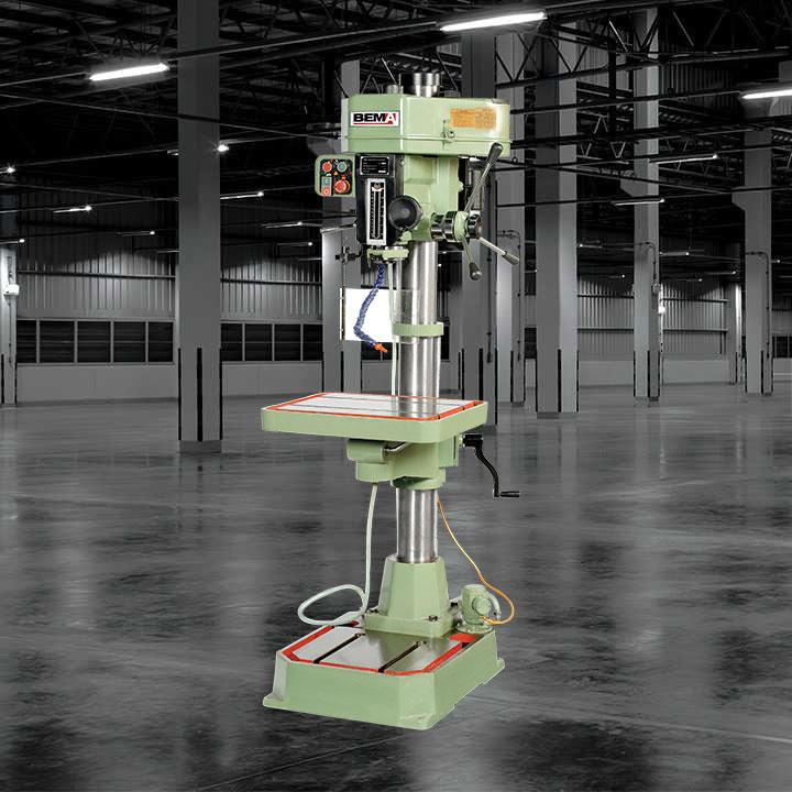 Bema Manual Drilling Machines