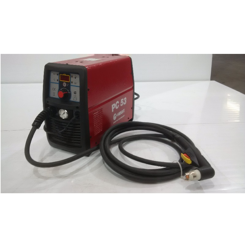 CLEARANCE - HELVI PC53 INVERTER PLASMA CUTTER  240V