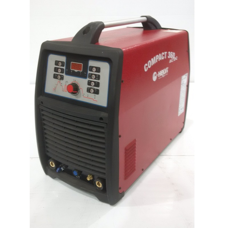 CLEARANCE - HELVI COMPACT 360A AC/DC INVERTER TIG WELDING POWER SOURCE  415V