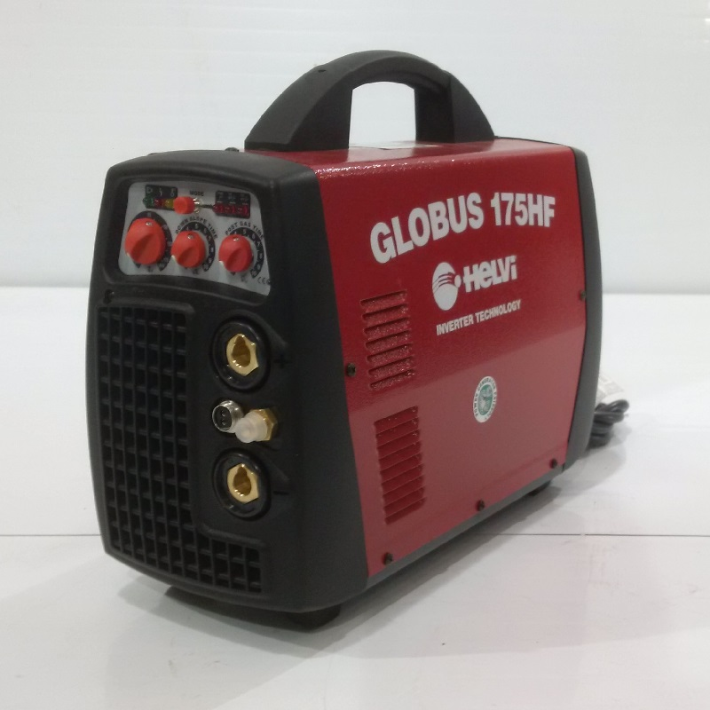 CLEARANCE - HELVI GLOBUS 175HF DC INVERTER TIG WELDING POWER SOURCE 240V