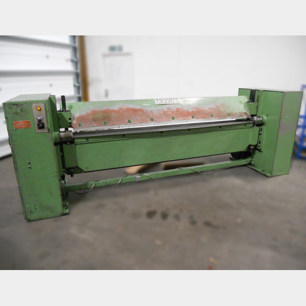 USED - Morgan 2.5 metre Powered Folder