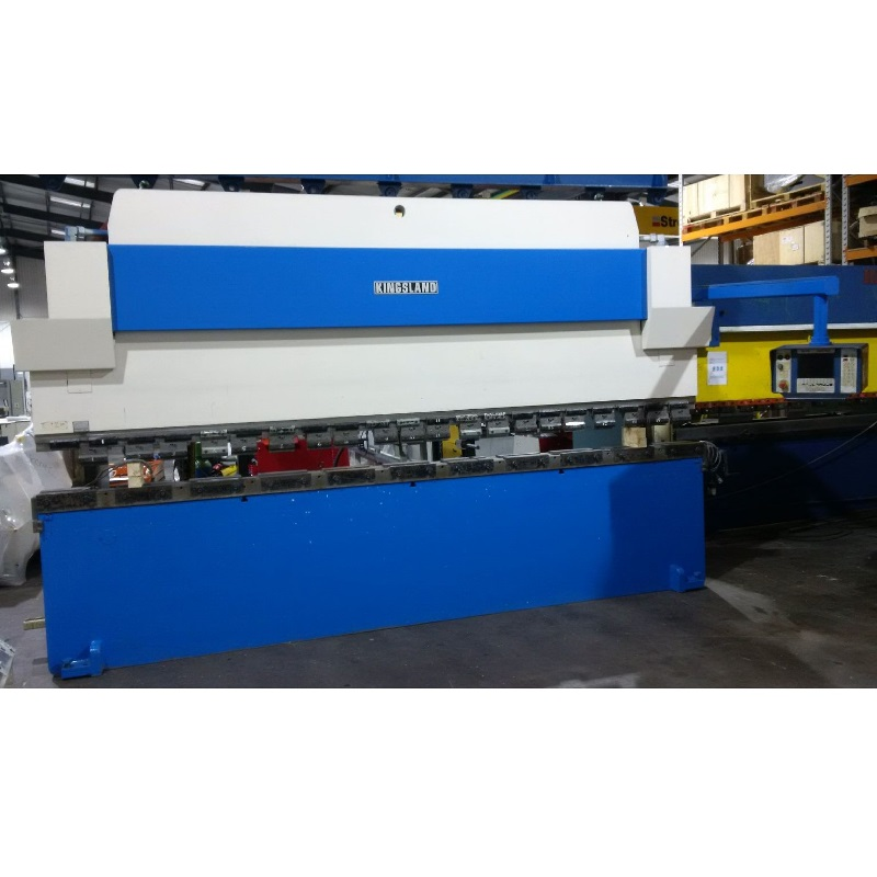 USED - Kingsland KPE 43150 4300mm x 150T Hydraulic Pressbrake