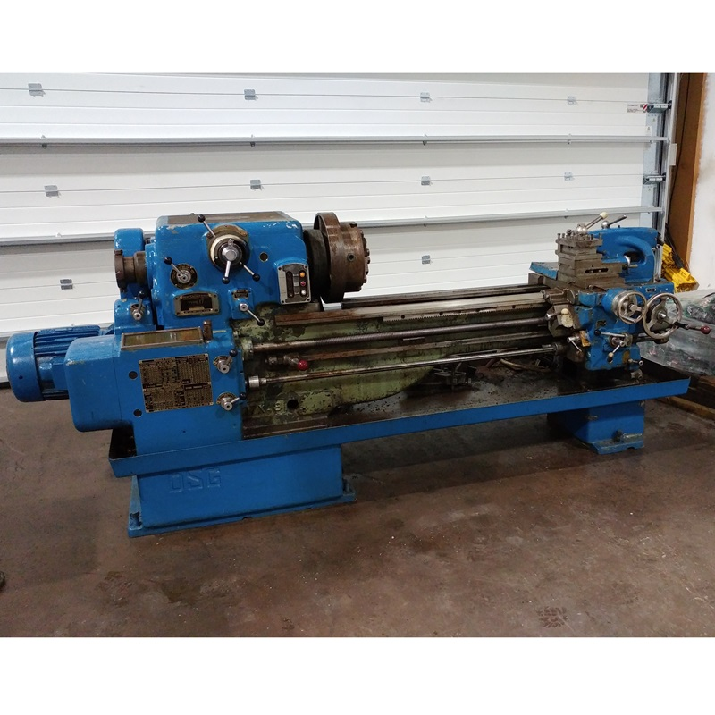 USED - Dean Smith & Grace Type 17 Lathe