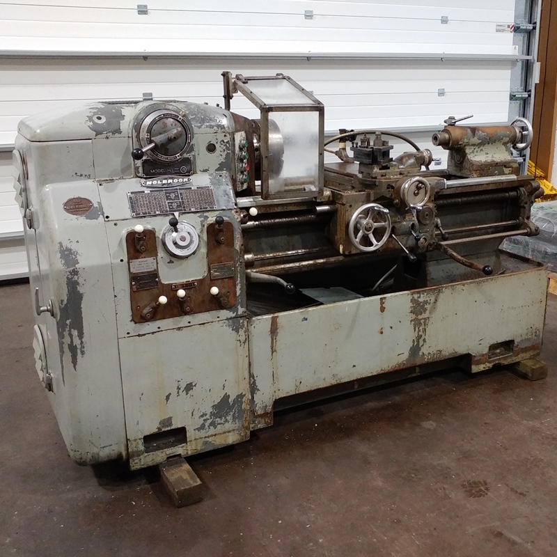 USED - Herbert Model H 15 Lathe