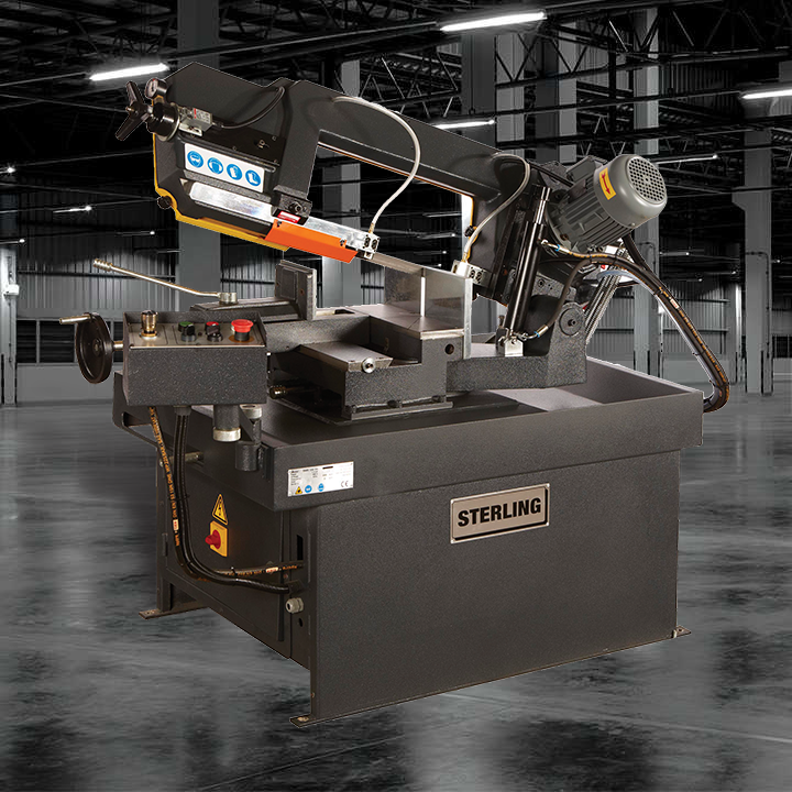 Sterling Auto Downfeed Bandsaws