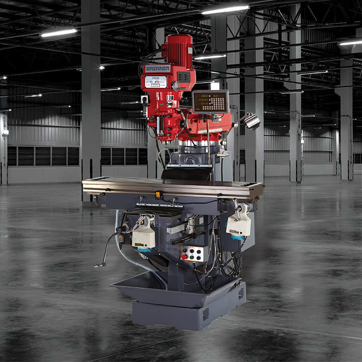 Brenner Milling Machines