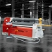 Morgan Rushworth DPBH-3 Hydraulic 3-Roll Plate Bending Rolls