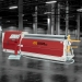 Morgan Rushworth DPBH-4 Hydraulic 4-Roll Plate Bending Rolls