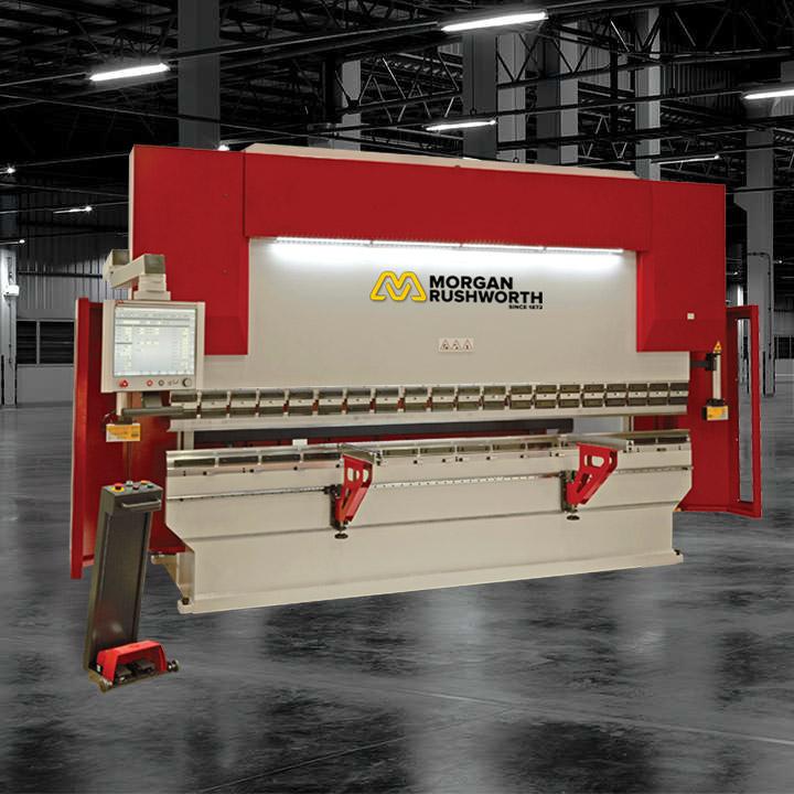 Morgan Rushworth PBS CNC Hydraulic Pressbrakes