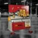 Morgan Rushworth HST Hydraulic Multistation Steelworkers
