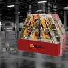 Morgan Rushworth HSR-4 Hydraulic Section Rolling Machines
