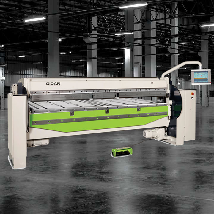 Cidan CNC Folding Machines