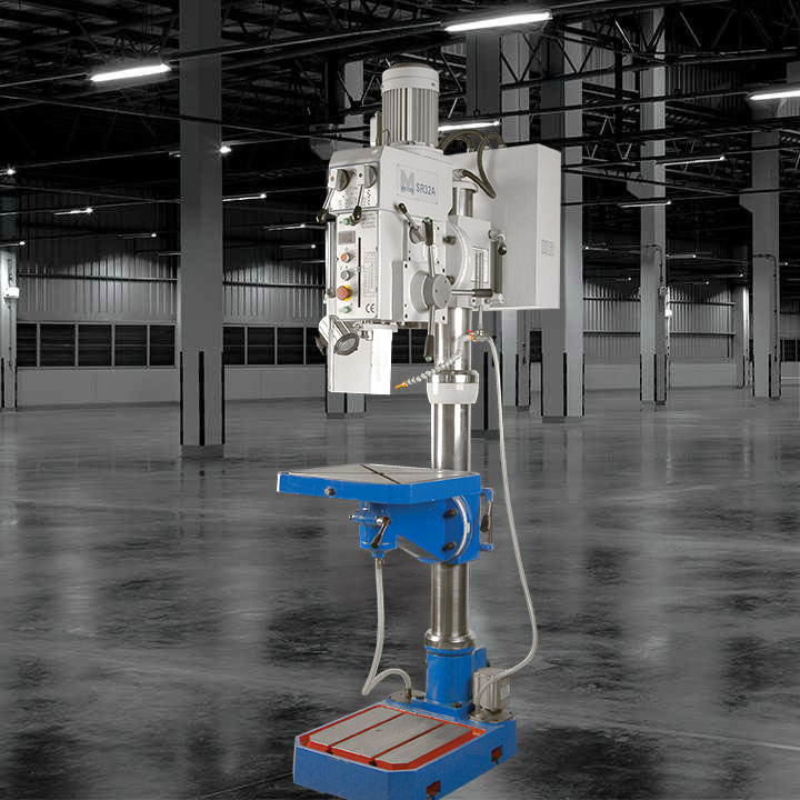 Meyer Manual & Automatic Geared Head Drilling Machines