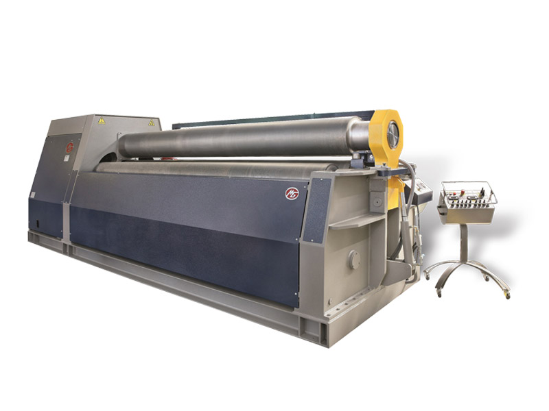 MG Series M Hydraulic 4-Roll Plate Bending Rolls