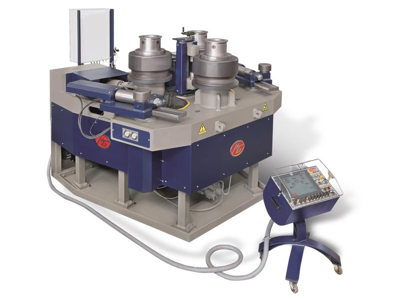 MG AR Hydraulic Section Rolling Machines