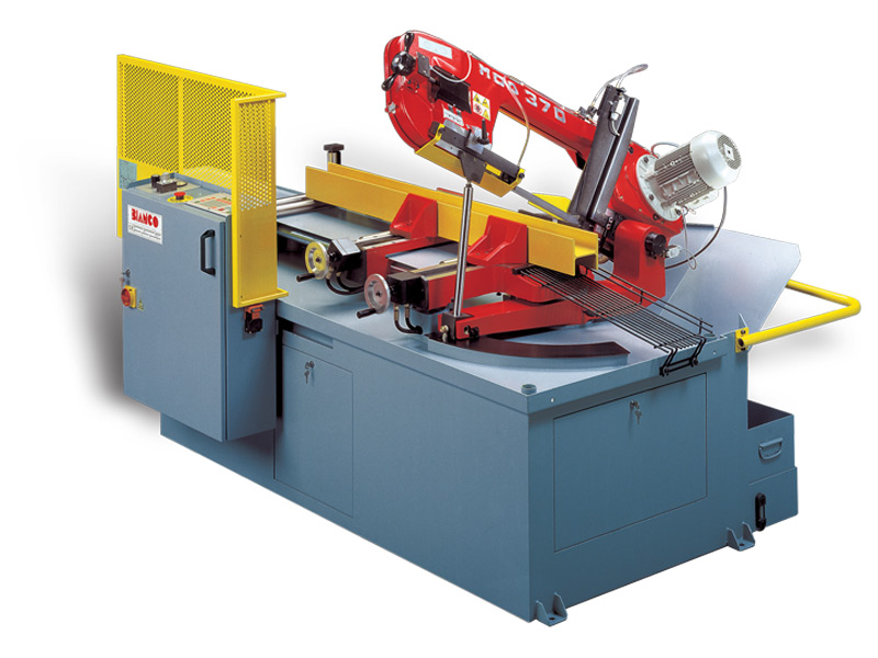 Bianco CNC Automatic Vice Feed Bandsaws