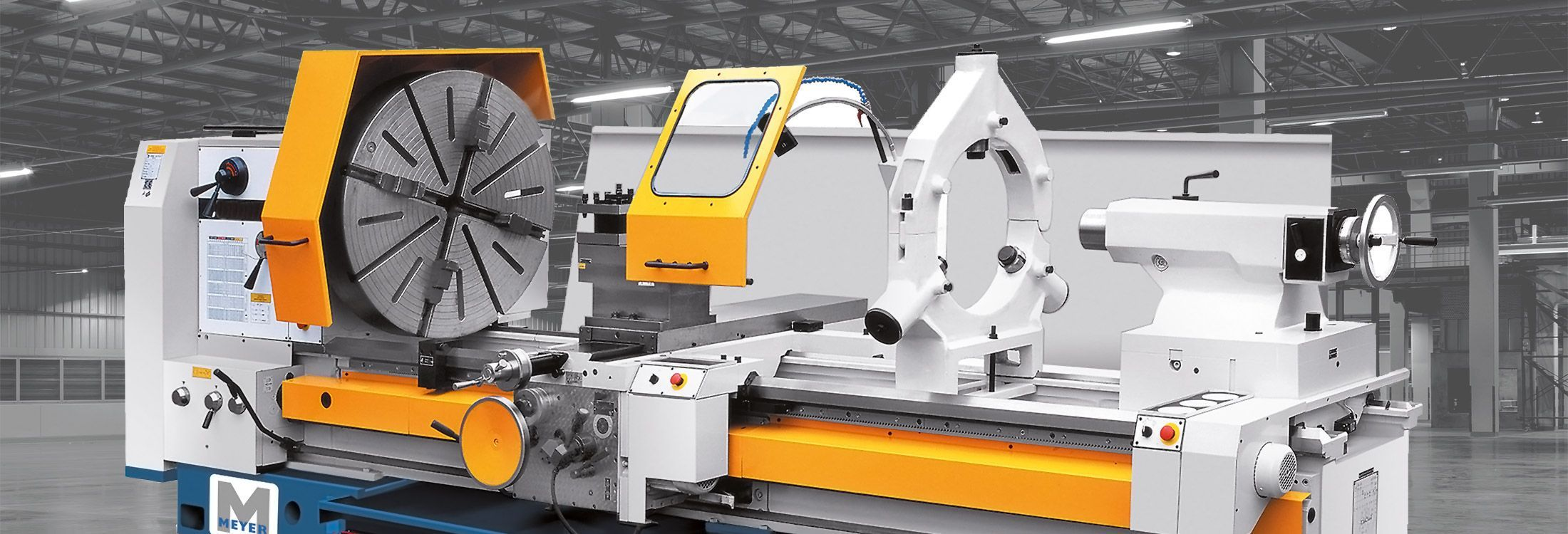 MEYER EUROLINE PRECISION LATHES
