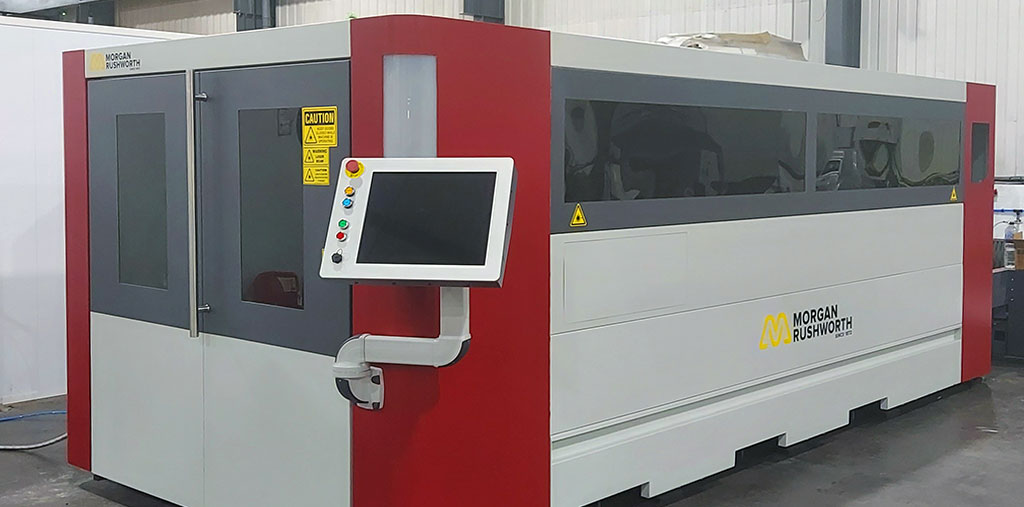 Morgan Rushworth XR Fibre Laser - Available for Demonstration in the Showroom