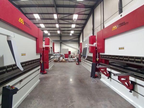 Special deals on new Morgan Rushworth press brakes