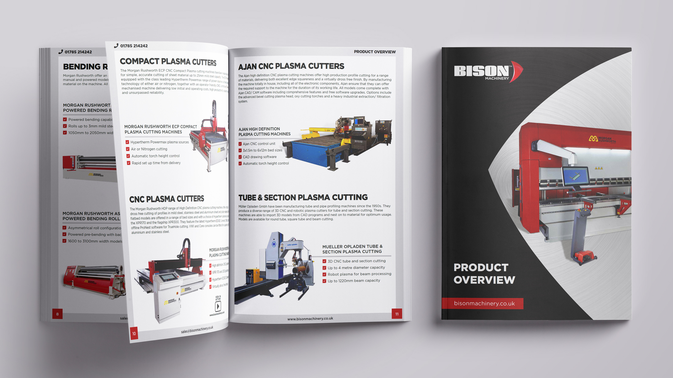 Our latest Product Overview now available