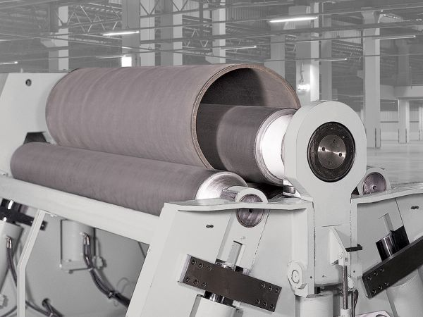 Morgan Rushworth 4-Roll NC Plate Bending Rolls