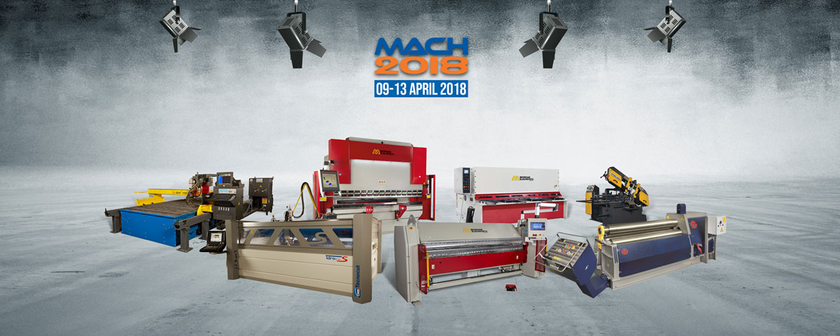 We're coming to MACH 2018 !