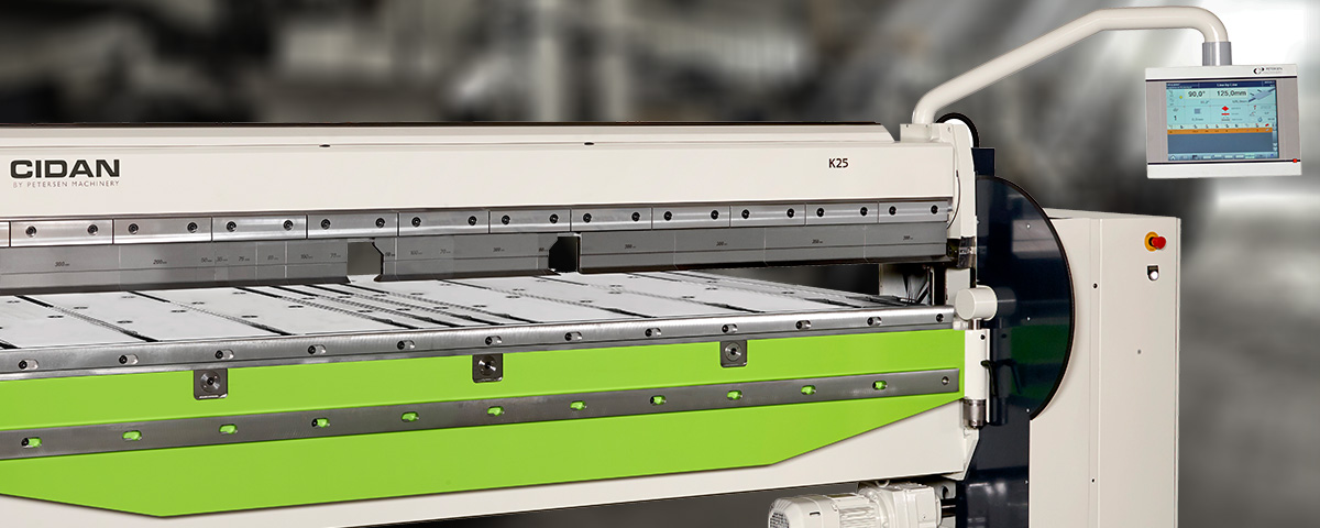 Increase folding productivity with a 'Combi Beam' Folder