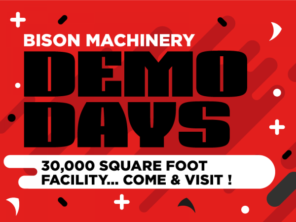 Bison Demo Days - June 2019