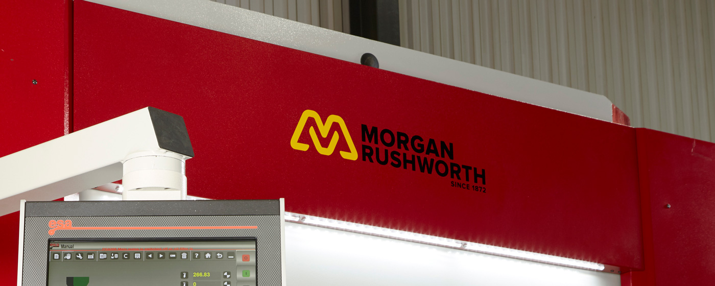 Our Machinery Brands; Morgan Rushworth