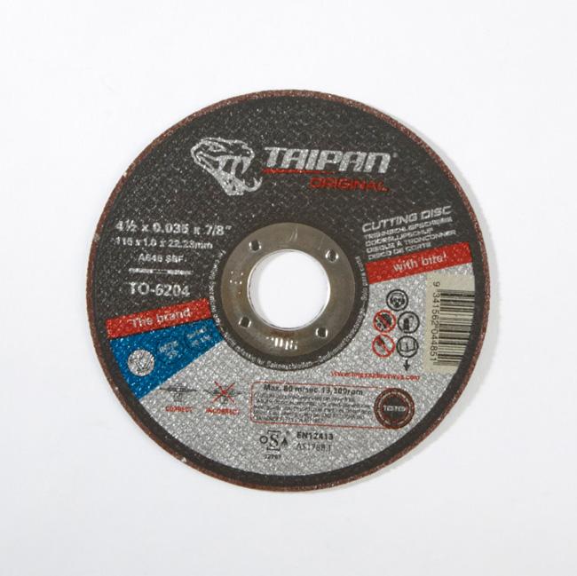 Taipan Original Superthin Cutting Disc ?125mm