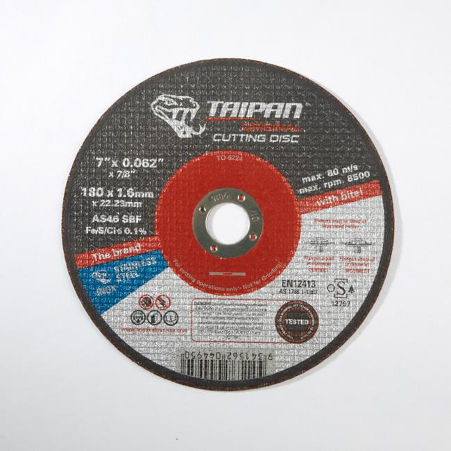 Taipan Original Superthin Cutting Disc ?230mm