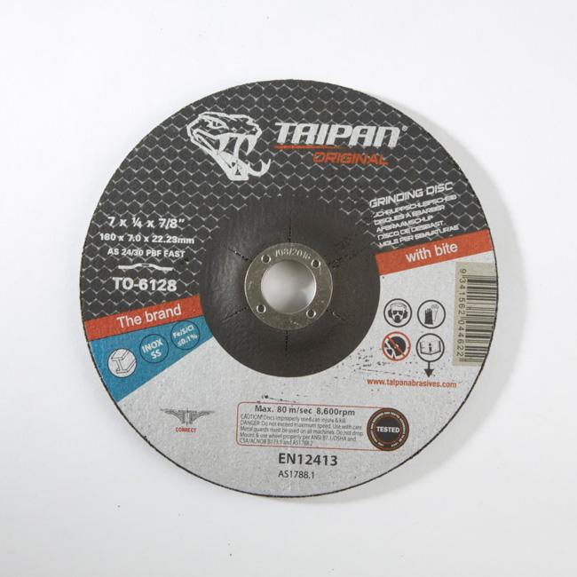 Taipan Original Grinding Disc ?180 - TO-6128