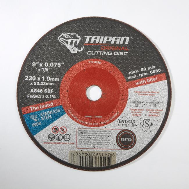 Taipan Original Superthin Cutting Disc ?115mm