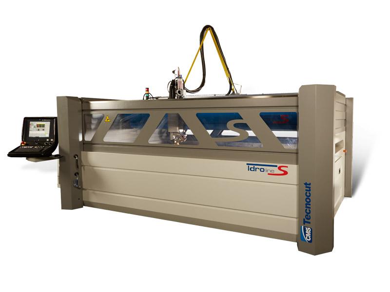 CMS Tecnocut Idroline S 1720/30 Waterjet Cutting Machine