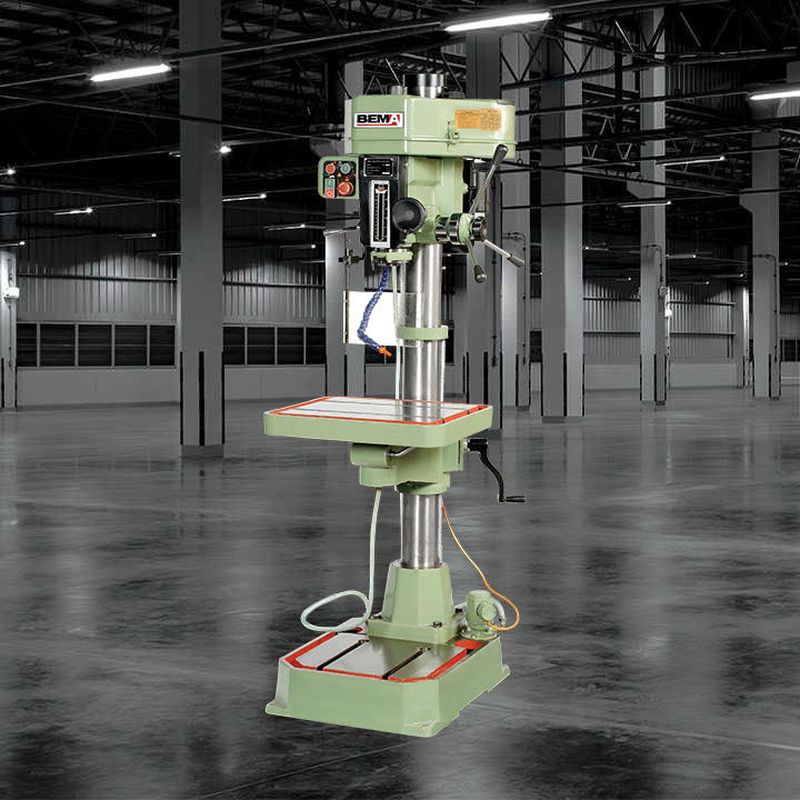 Bema Manual Drilling Machines