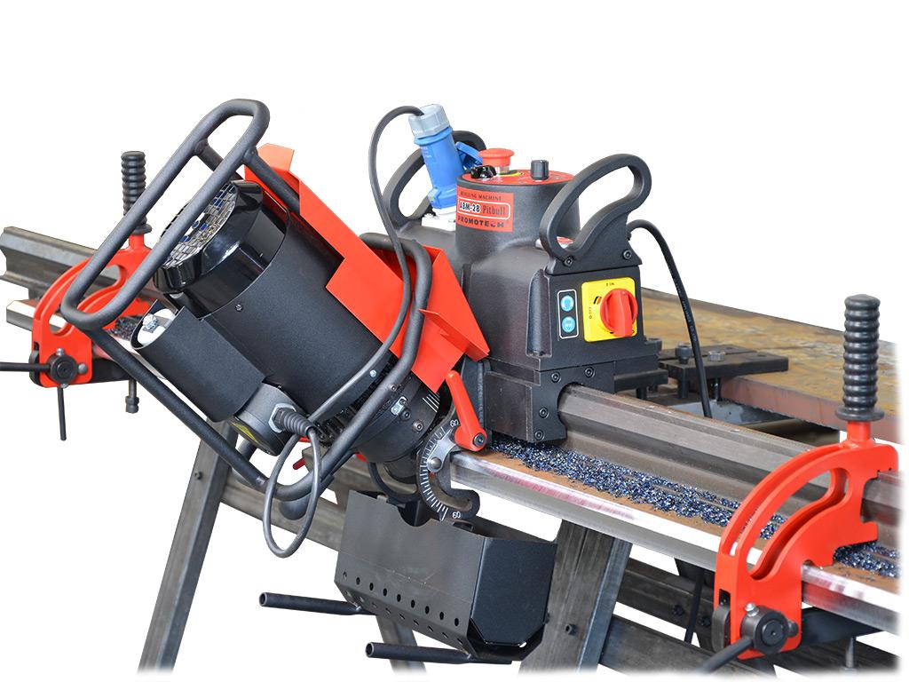 Promotech ABM28 Bevelling Machine
