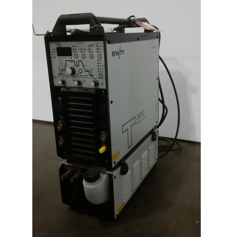 CLEARANCE - EWM TETRIX 300 AC/DC TIG WELDING MACHINE PACKAGE  415V