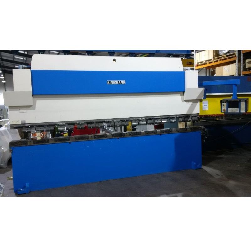 USED - Kingsland KPE 43150 4300mm x 150T Hydraulic Pressbrake