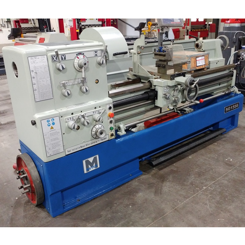 CLEARANCE - Meyer SG1556 Precision Centre Lathe