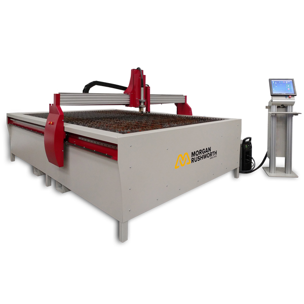 Morgan Rushworth CP Compact CNC Plasma Cutting Machines