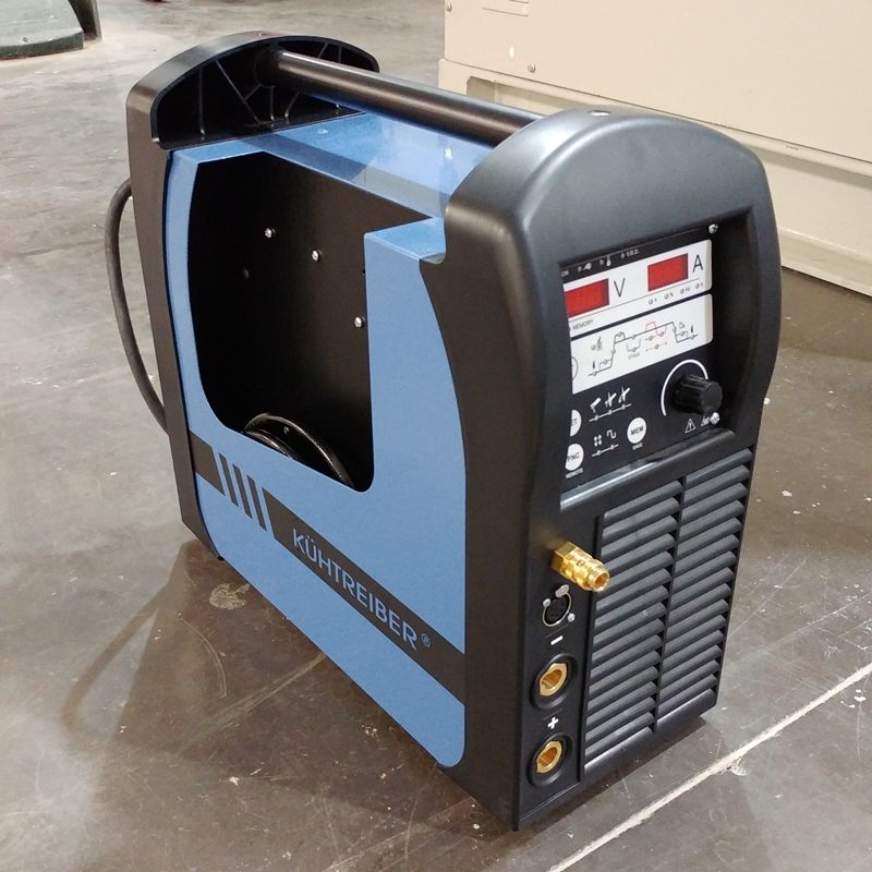 CLEARANCE - Kuhtreiber KITin 270 HF DC TIG Welding Inverter With Pulse