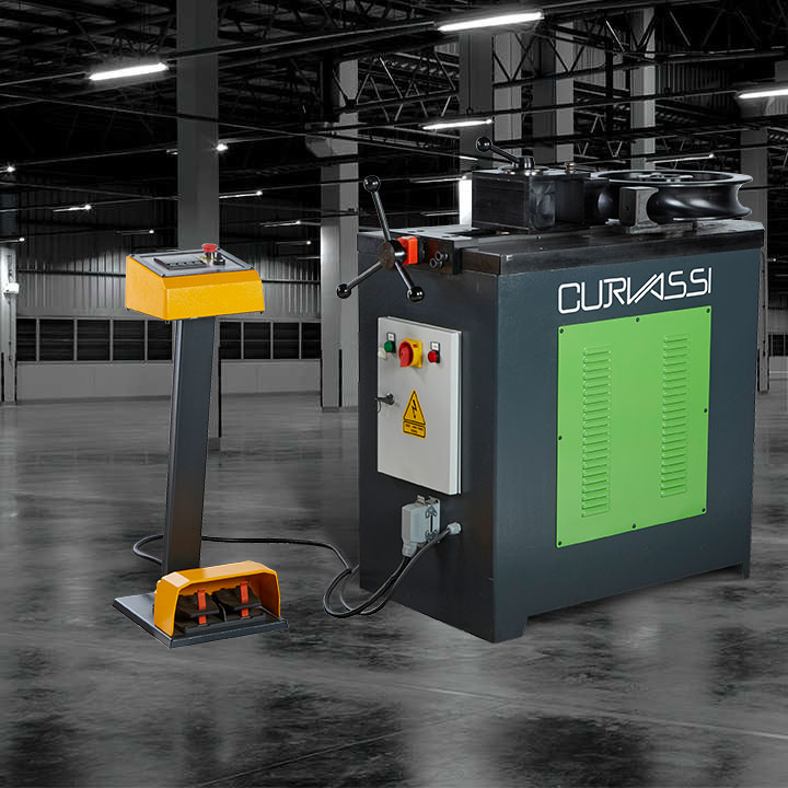 Curvassi Rotary Tube Bending Machines