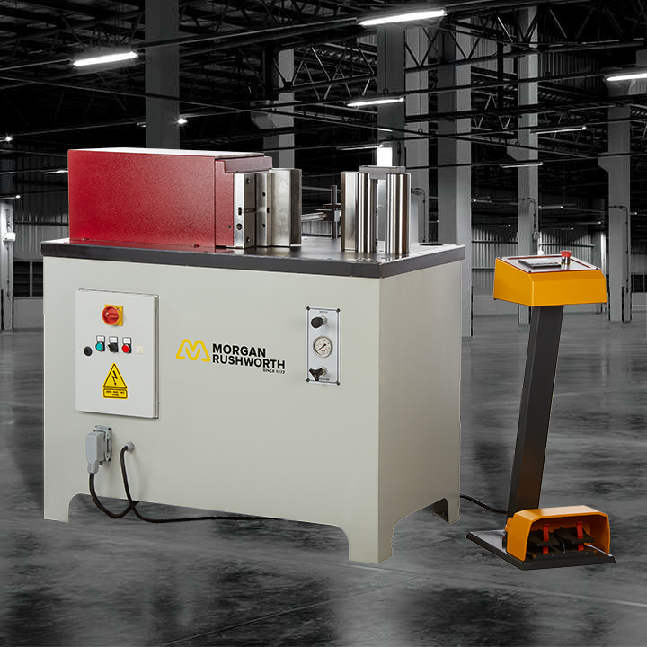 Morgan Rushworth HBM Horizontal Bending Presses