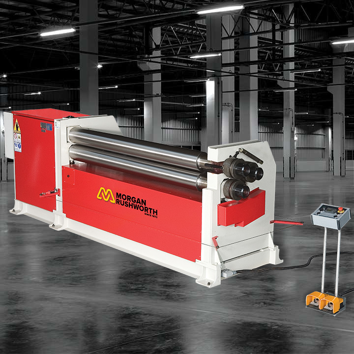 Morgan Rushworth ASBR Powered Bending Rolls
