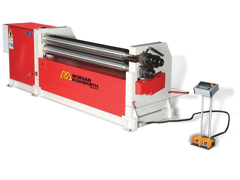 Morgan Rushworth ASBR 3100/170 Powered Bending Rollers