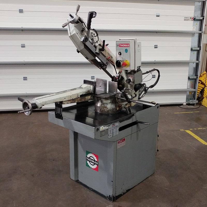 USED - Thomas ZIP29 Auto Down Bandsaw 415V
